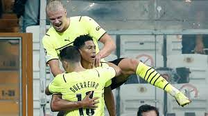 The germans must contain besiktas striker michy batshuayi, on loan from chelsea, who scored nine goals in 14 games for dortmund in 2017/18. Uyvrboolvku96m