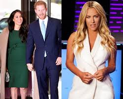 The x factor host has revealed all on her past relationships in her upcoming memoir storm in a c cup, currently being serialised in the sun. People Laud Prince Harry And Meghan For Leaving Uk After Tv Host Caroline Flack S Suicide