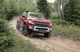 Chevrolet Ups the Ante In the Midsize Off-Road Truck Game With New ...
