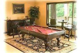 pool table rug angled ceiling family room area rugs