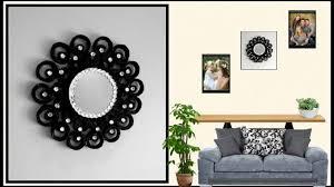 diy wall decoration idea wall decor using newspaper