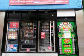 Noodle Vending Machine Best A Pot Noodle Vending Machine Has Opened In Nottingham AOL