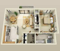 ... Bedroom, Pretty Cheap One Bedroom Apartments On Bedroom With One  Apartments Of 69 Single Apartment ...