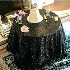 black round tablecloth sequin glamorous table cloth for wedding party tablecloth round tablecloth round tablecloths