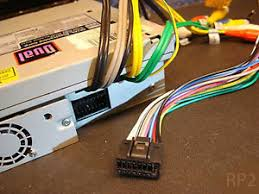 dual 16 pin indash radio wire harness stereo power plug cd dvd tv Wire Harness Assembly Boards at Us Wire Harness