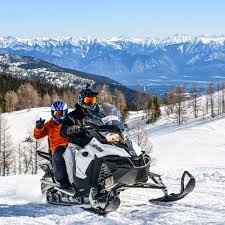 canadian rockies snowmobile tours
