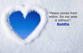 Quote About Peace And Love Simple 48 Most Inspirational Peace Quotes And Short Status About Life