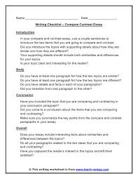 compare and contrast essay paragraph format buy original essays write essay format resume cv cover letter slideplayer language arts bies compare contrast sheet reference material sheet
