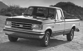 Ford's F-series Pickup Truck - Its History, from the Model TT to Today