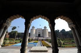 نتيجة بحث الصور عن قلعة لاهور وحديقة شاليمار
