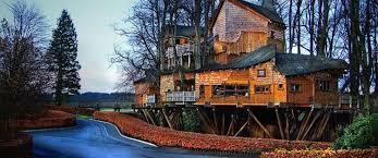 Treehouse Restaurant  Alnwick GardenThe Treehouse Alnwick