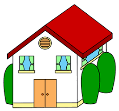 Cartoon House Step By Step Drawing Lesson