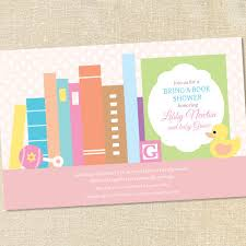 Book Themed Baby Shower Invitations Template  Best Template Library Themed Baby Shower Invitations