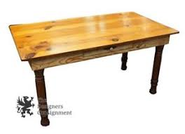 pine office desk. Image Is Loading Handmade-60-034-Yellow-Pine-Arts-amp-Crafts- Pine Office Desk