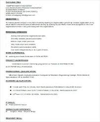 Mba Resumes Samples Sample Resume For Freshers Awesome Resume Sample ...