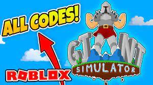 More roblox giant simulator wiki. Giant Simulator Codes Full List June 2021 Hd Gamers