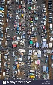 Flea Market at the Arena Auf Schalke, stalls, traders stalls,  Gelsenkirchen-Buer, Ruhr Area, North Rhine-Westphalia, Germany Stock Photo  - Alamy