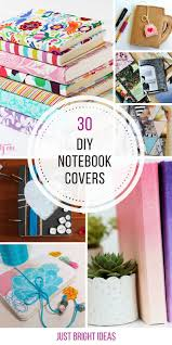 Diy Journal Cover Design Ideas 30 Stunning Diy Notebook Designs That You Have To Make