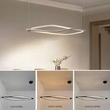 exquisite acrylic pendant light