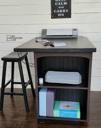 my-repurposed-life-diy-craft-table-kitchen-island