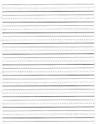 Lined Paper Template For Kindergarten Rome Fontanacountryinn Com