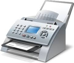 Fax Machine Free Icon In Format For Free Download 51 37kb