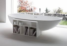 view in gallery give the standalone tub a fresh new look