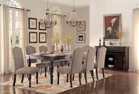 pub style dining table according to wonderful dining room scheme