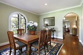 Full Image Dining Room Paint Ideas With Chair Rail White Color Base  Furniture Solid Wood Table