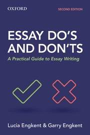 essay do s and don ts lucia engkent garry engkent oxford  cover for essay dos and donts
