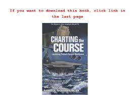 Charting The Course Launching Patient Centric Healthcare Pdf