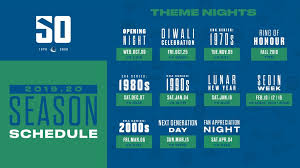 Vancouver Canucks Seating Chart View Canucks Announce 2019 20 Regular Season Schedule And Theme