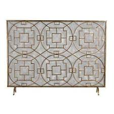 Hand Forged Custom Fireplace Screens  Noble ForgeSmall Fireplace Screens