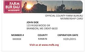 Farm Bureau Insurance Quote Interesting Locating Your Membership Number Mississippi Farm Bureau Insurance