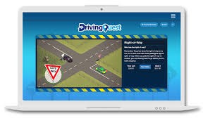 Teen online driving course