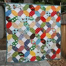 Cross Quilt Pattern Simple Criss Cross Baby Quilt FaveQuilts