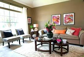 U Taupe Couch Living Room Sofa Decorating Ideas  Ideas