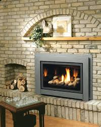 natural gas fireplace inserts menards with er