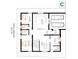 daffodil 2500 square feet 4 bhk bungalow floor plan home floor plan floor plan floor plan for