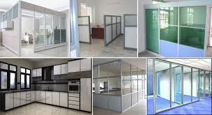 glass door and windows
