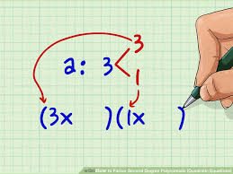 image titled factor second degree polynomials quadratic equations step 6