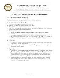 Certified Respiratory Therapist Resume Sales Therapist Lewesmr