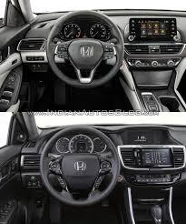 2018 honda link. brilliant honda 2018 honda accord vs 2016 interior dashboard driver side with honda link a