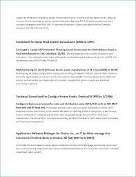Internal Resume Template Inspiration General Resume Template Fresh Elegant Internal Resume Template