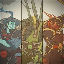 three spirits dota 2 ukiyo e swade scott wade on artstation at