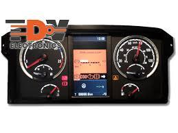 Daf Dashboard Warning Lights Scania R Series P Series Irizar Icl Dash Instrument Cluster