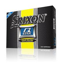 Amazon.com : Srixon Q-Star Pure Men's Golf Ball (White, 12 pieces) : Spin  Golf Balls : Sports & Outdoors