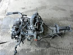 Used]Engine & Transmission 1RZ 2WD AT - BE FORWARD Auto Parts