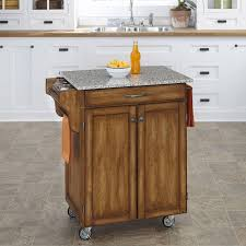 Granite Top Kitchen Island Cart Kitchen Cabinets Kitchen Island Table Granite Crosley Natural