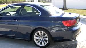 Coupe Series 2011 bmw 328i convertible : 2011 BMW 328i convertible A2649 - YouTube